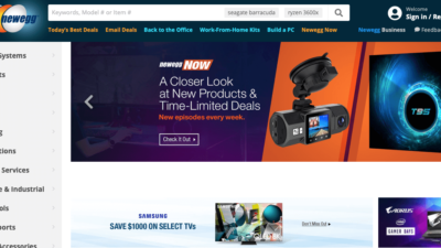 newegg_cyber_monday_sale