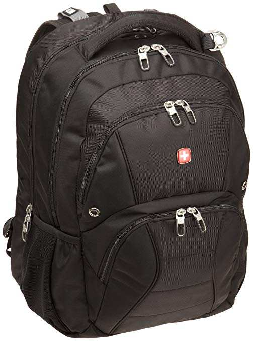 SwissGear SA1908 TSA Friendly Laptop Backpack Review 1