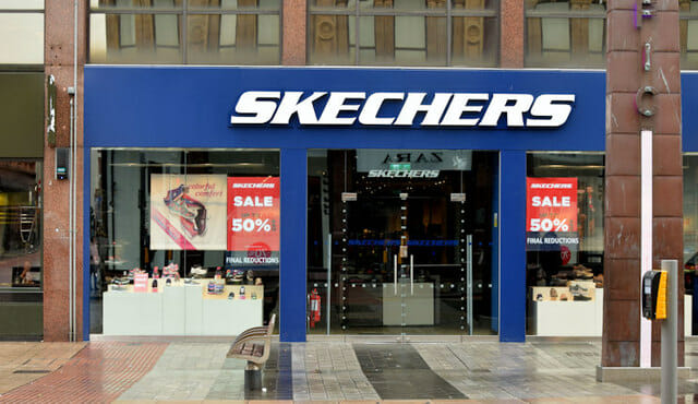 Skechers black friday